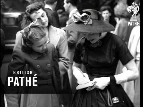 Film Garden Party 1948