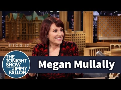 Megan Mullally Saw Her First Naked Man on Broadway