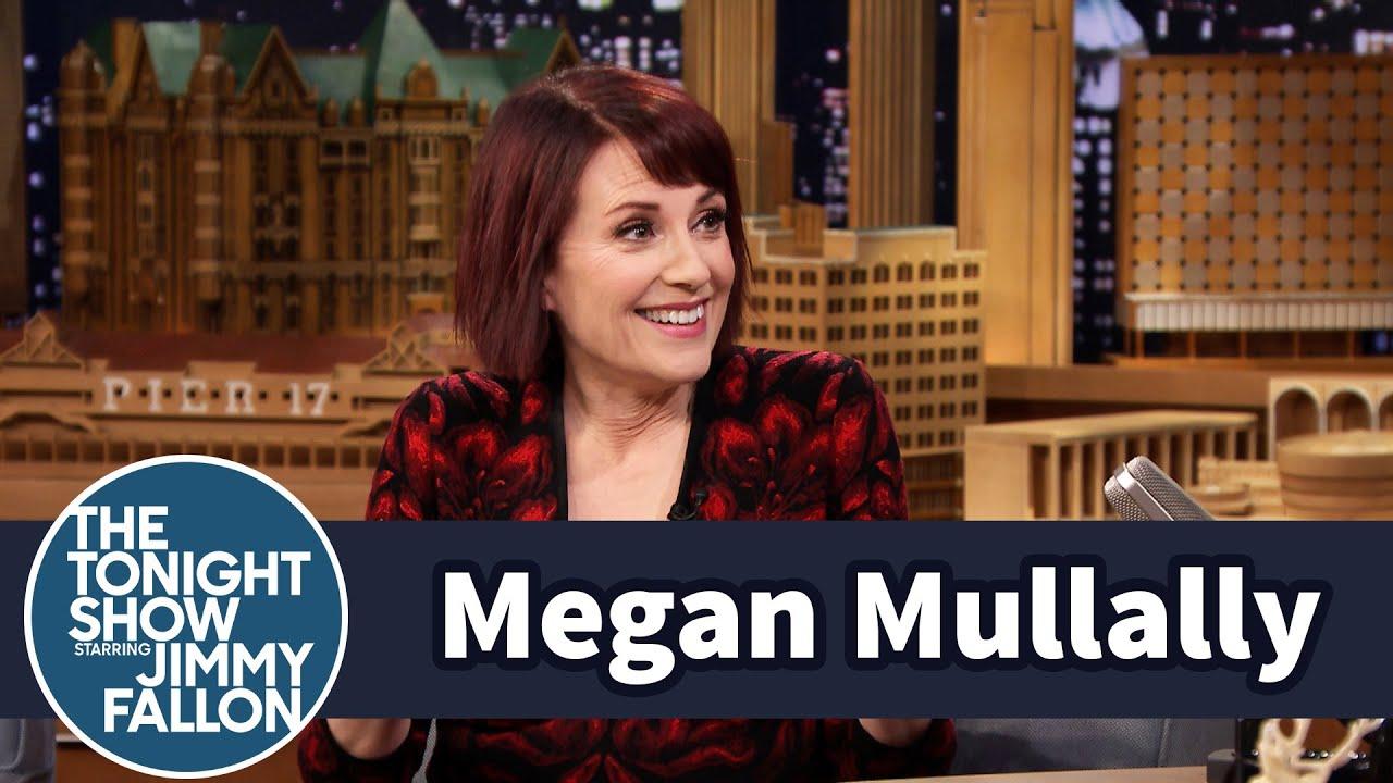 Mullally naked Megan