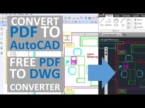 aide converter pdf to dwg free