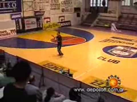 Entrenador SERGIO HERNANDEZ Coach Argentina Baloncesto