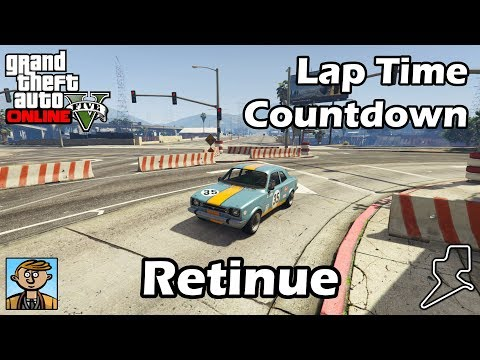Fastest Sports Classics (Retinue) - GTA 5 Best Fully Upgraded Cars Lap Time Countdown
