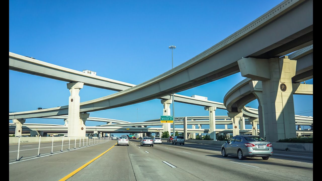 15-09 Houston #2 of 2: The World's Widest Freeway | Doovi