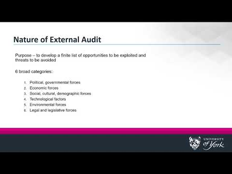 Nature of External Audit - YouTube