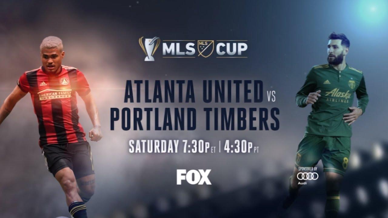 Atlanta United vs. Portland Timbers | MLS Cup on FOX