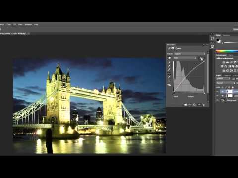 Photoshop Essentials - Auto color correction options with example