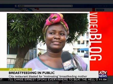 Breastfeeding In Public - Joy News Interactive (16-5-18)