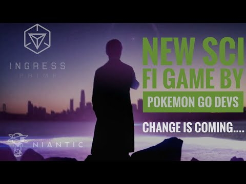 Download Youtube: INGRESS PRIME BY NIANTIC LABS (Pokemon Go devs)