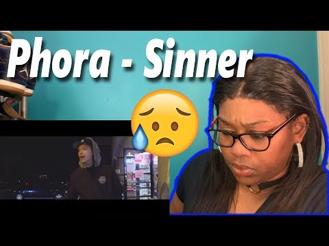 Mom reacts to Phora - Sinner [Official Music Video] Reaction