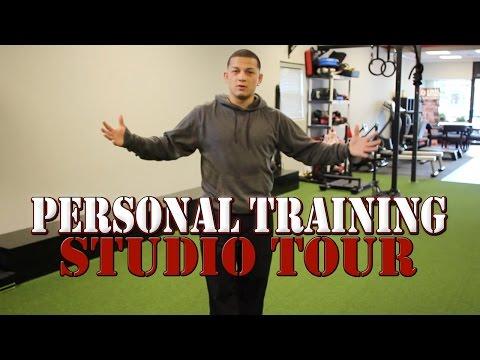 Personal Training Studio Tour