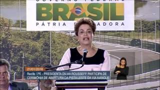 Dilma inventa mosquito zika e vírus aedes aegypti