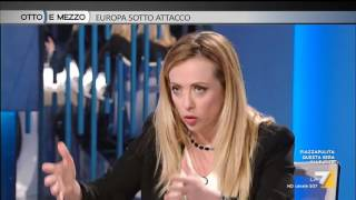 Meloni: inaccettabile che la grande Moschea di Roma sia gestita dall'ambasciatore in Italia ...
