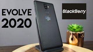 BlackBerry Evolve Review!