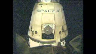 Dragon Departs the ISS