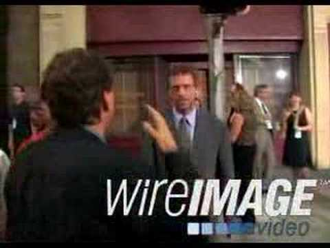Hugh Laurie - Wire image clip