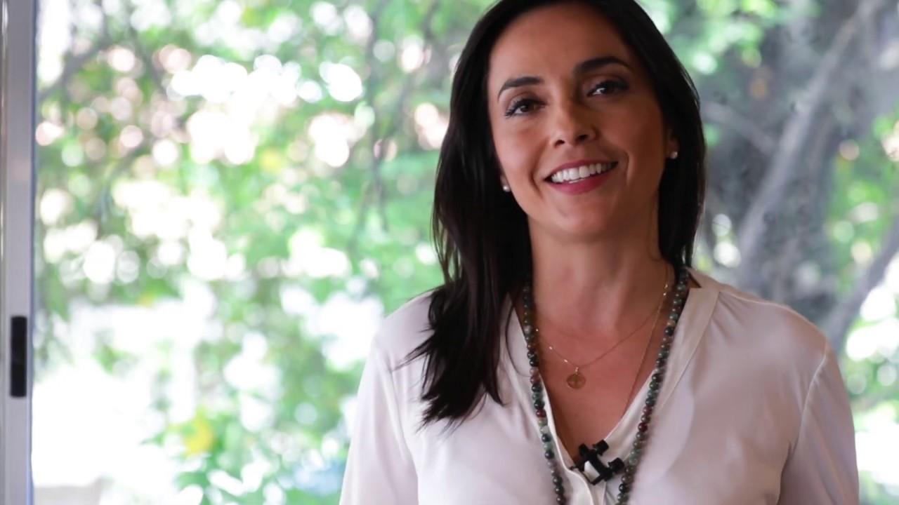 "Izabella Camargo: ""O corpo pediu socorro"" YouTube"