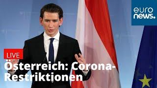 Österreich: Regierung erklärt neue Corona-Maßnahmen