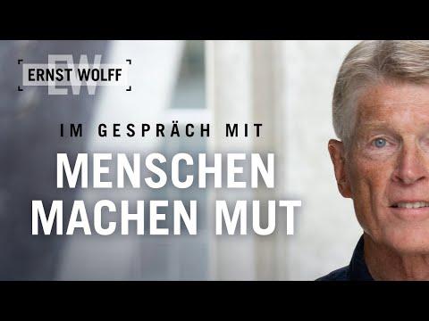 Finanzen & Co - Ernst Wolff im Gespräch mit Menschen machen Mut
