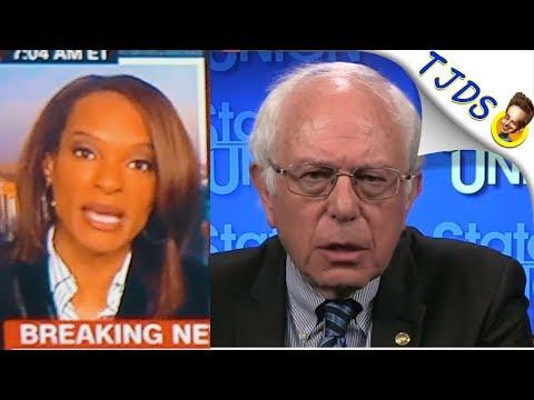CNN Misrepresenting Bernie Supporters Once Again
