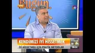 Davranış Bilimleri Uzmanı Kunter Kurt Beşinci Kez Start TV BUGÜN'de Seda Akgül'ün Konuğu Oldu.