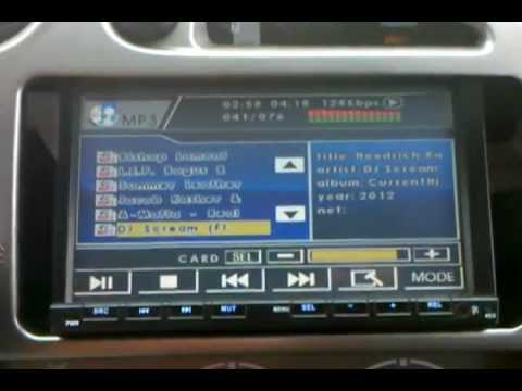 hqdefault xovision xod1750 installed on a toyota matrix youtube xo vision xod1750 wiring diagram at soozxer.org