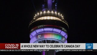 Canada Day 2020 In Toronto
