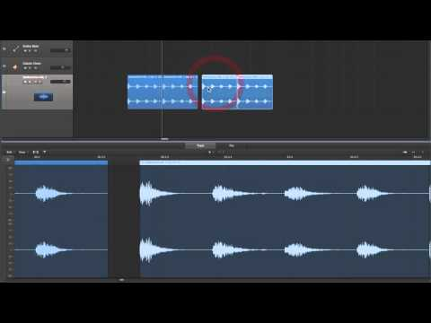 Logic Pro X Making Reggae & Dub (12)  Tambourine Loop