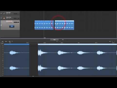 Logic Pro X Making Reggae & Dub (12)  Tambourine Loop