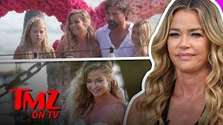 Denise Richards Gets Married in Front of 'RHOBH' Cameras | TMZ TV