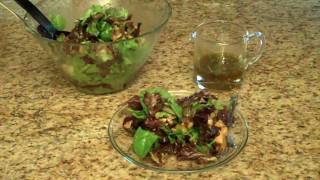 Orange Almond Salad - Lynn's Recipes