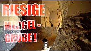 Wie in Ägypten !😳🔥 Verlassenes Mergel Bergwerk gefunden ! 😱 | ItsMarvin