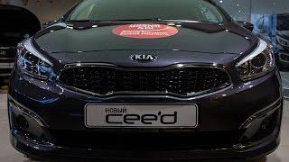 Тест драйв kia ceed 2015 restyling / test drive kia ceed restyling 2015