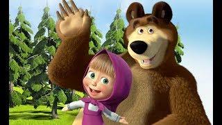 Інтерактивна іграшка Маша з м/ф ''Маша і ведмідь''