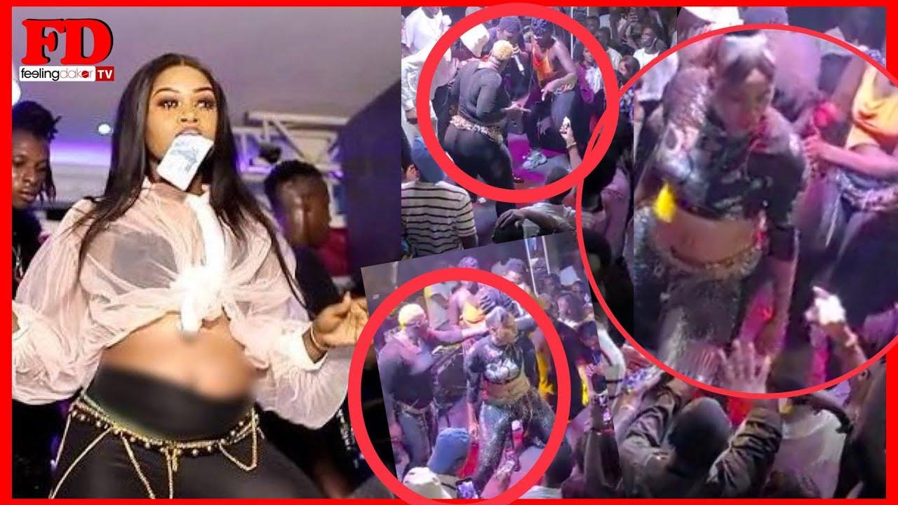 Download 🔴 Top cas - Gr0sse b@garre entre Ndeye Ndiaye Banaya et les danseuses Ndeye Yerime et Fatou Sarr...