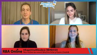 #ArgentinaRikudera: Mendoza - Entrevista a Martina Sclar y Karen Zirulnik