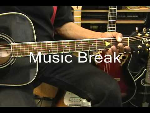 2NE1그리워해요 MISSING YOU M/V Complete Song Guitar Lesson How To Play K Pop