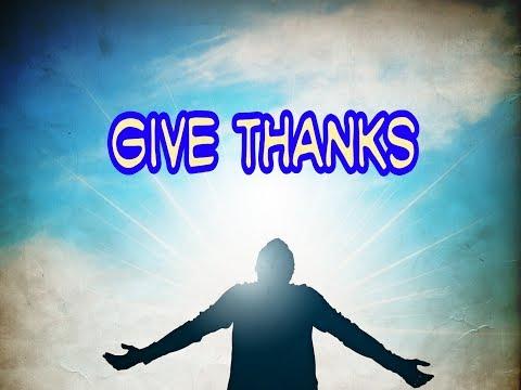 Give Thanks - Lagu Rohani