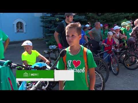 Православная молодежь Тульской митрополии ярко, спортивно, познавательно завершила лето