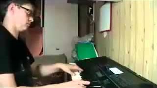 видеоуроки игры на пианино - облегчённая программа