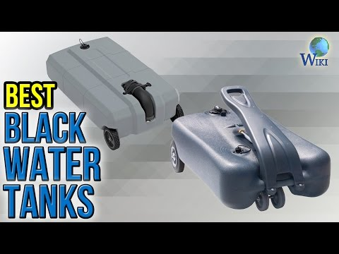 6 Best Black Water Tanks 2017