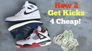 cheap places to buy sneakers