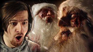 WHY AM I IN ONE OF THESE STORIES. (Reacting to Terrifying Christmas Horror Stories)