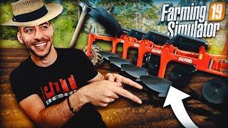 ΜΕΓΑΛΩΣΑ ΤΟ ΧΩΡΑΦΙ ΜΟΥ ΜΕ ΑΥΤΟ ΤΟ ΚΟΛΠΟ | Farming Simulator 2019 #11
