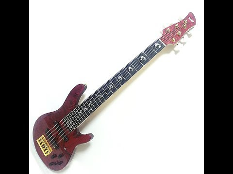 Yamaha TRB6 JP2 John Pattitucci Signature, Bass Review