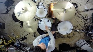 Improving Your Speed Around The Drum Kit - Drum Lesson- Drum Beats Online