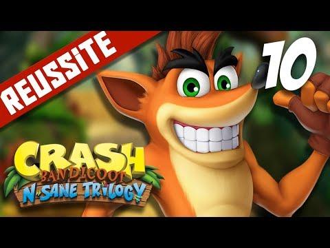 Crash Bandicoot 2 : Calme et Sérénité (#10 Let's Play N-Sane Trilogy)