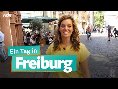 Ein Tag in Freiburg | WDR Reisen