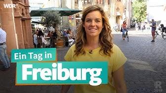 Ein Tag in Freiburg   WDR Reisen