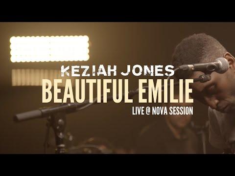 Keziah Jones  Beautiful Emilie  @ Nova Session