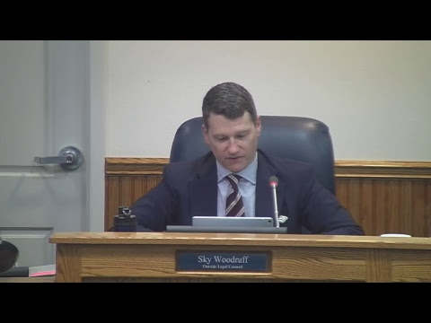 Turlock City Council Regular Meeting 9/26/17